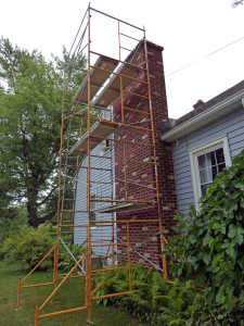 Chimney Repair And Rebuilds