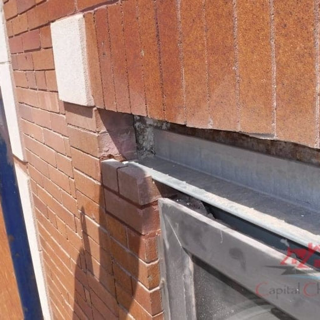 Chicago Commercial Chimney Repair