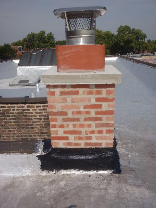 Chimney Liner Repair