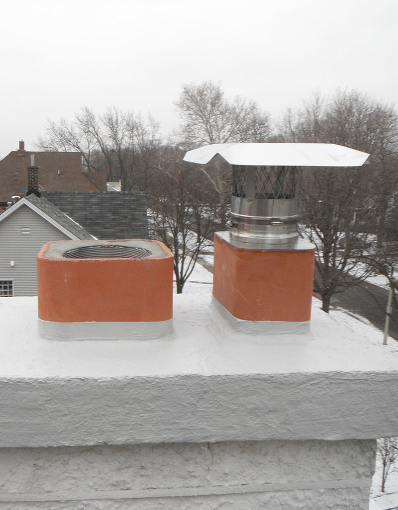 Chimney Liner, Capital Chimney Corp.