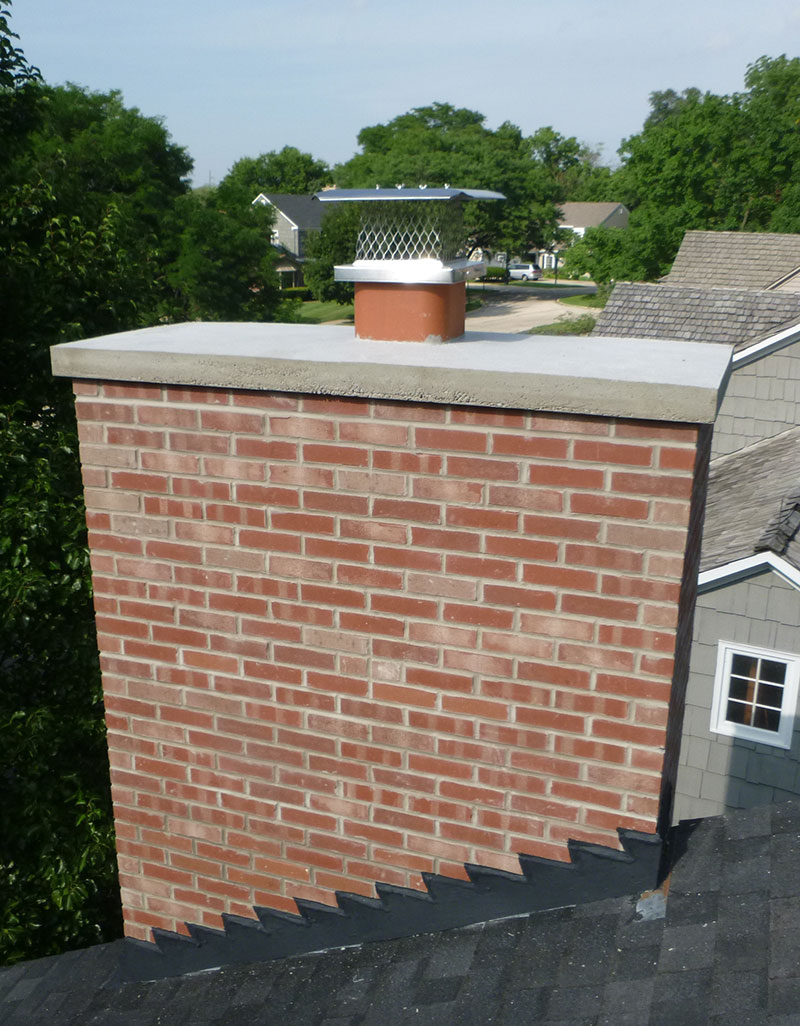 Chimney Rebuilds, Capital Chimney Corp.