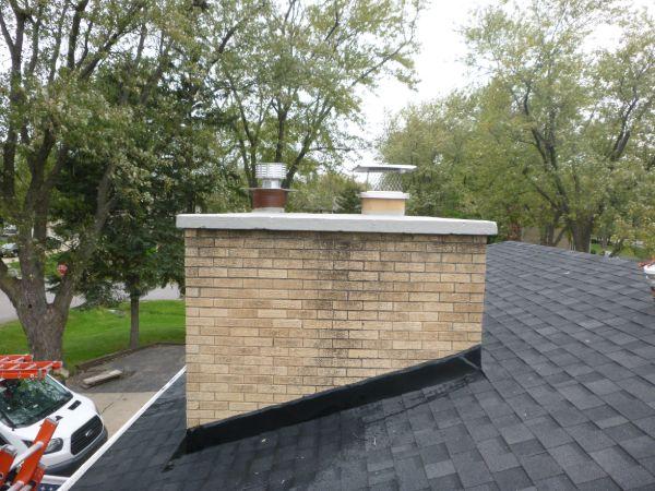 Chimney Restoration & Rebuild