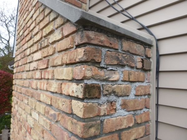 Chimney Restoration & Rebuild