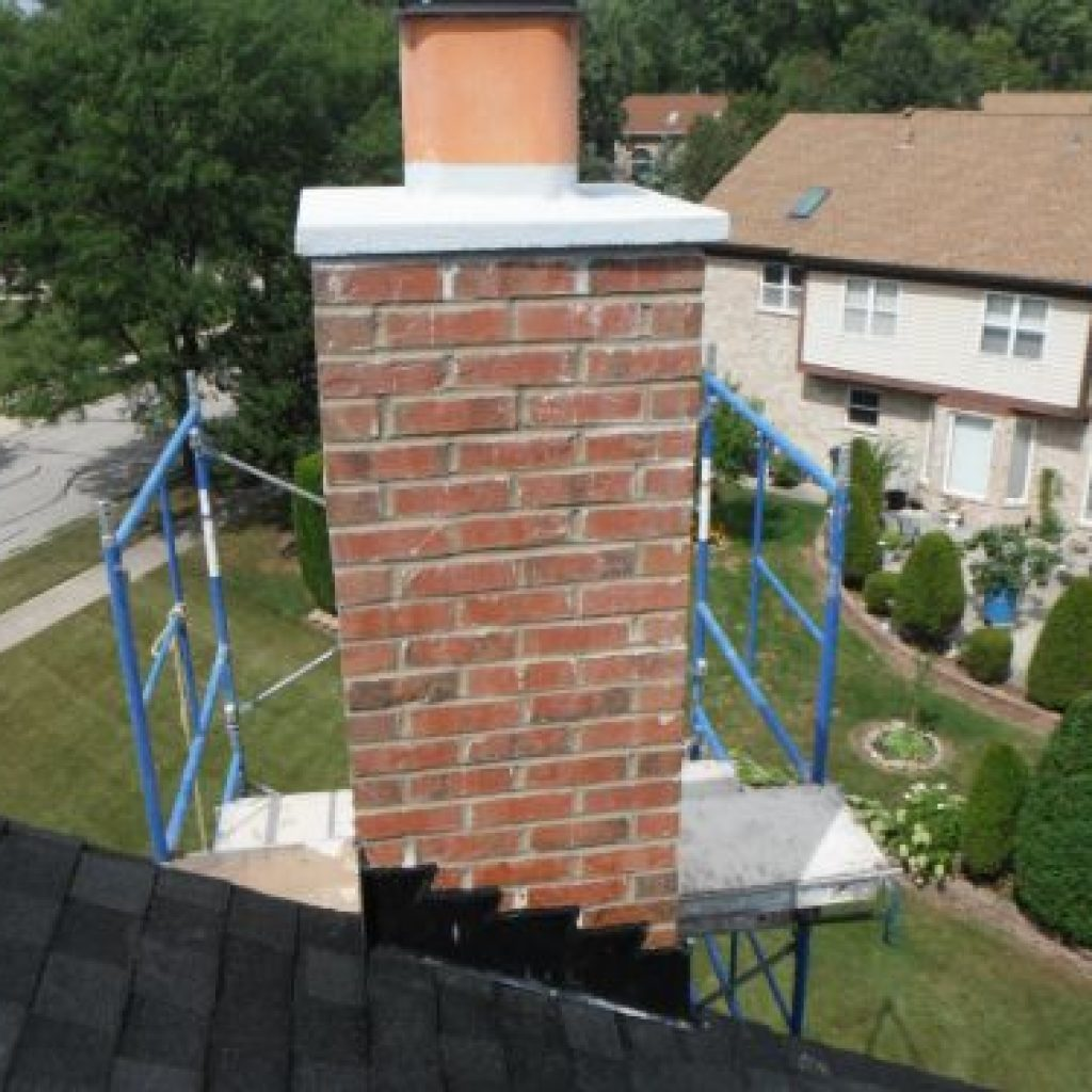 Chimney Tuckpointing