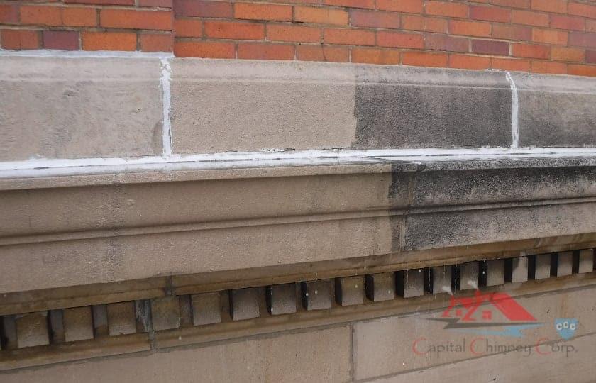 Industrial Brick Repair