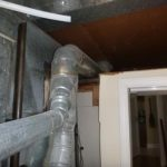 Hazardous Dryer Vent And Furnace Flues In Chicago