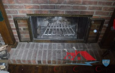Smoky Fireplace Repair
